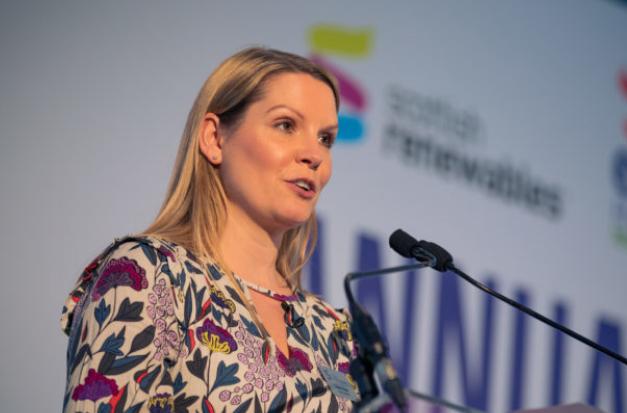 Claire Mack, Scottish Renewables chief executive.