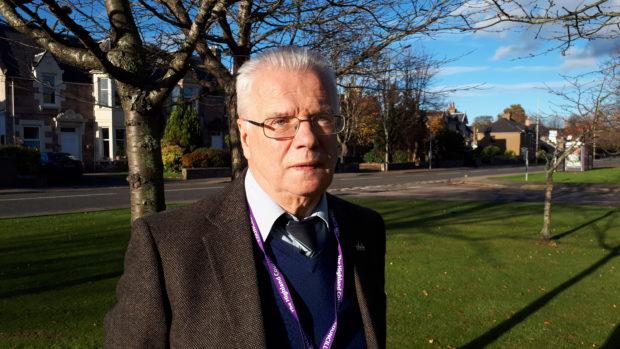 Councillor Ian Cockburn.