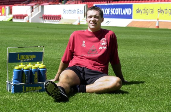 Darren Young is now manager at League 1 side East Fife.