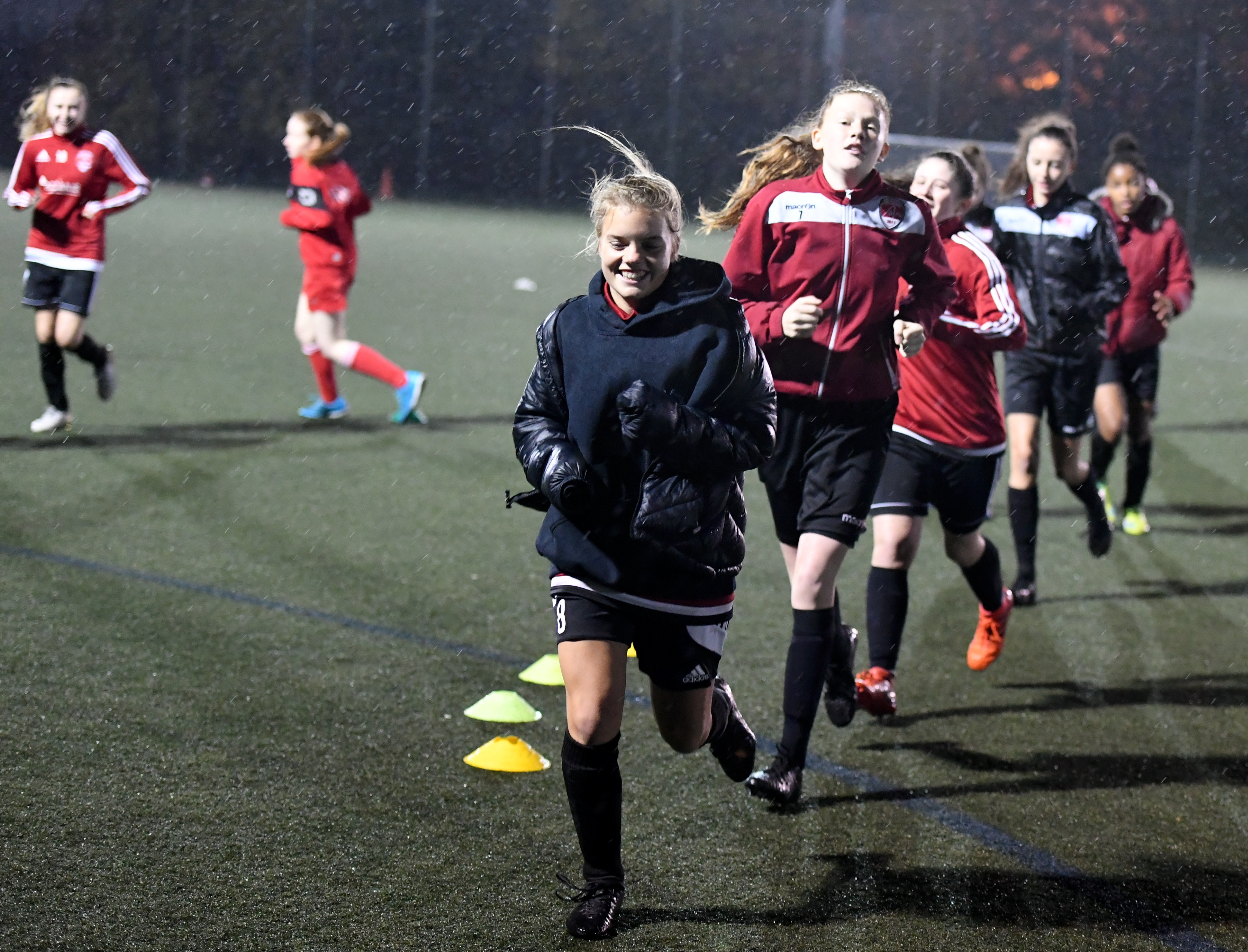 Aberdeeen Ladies FC played in SWPL2 last season.
