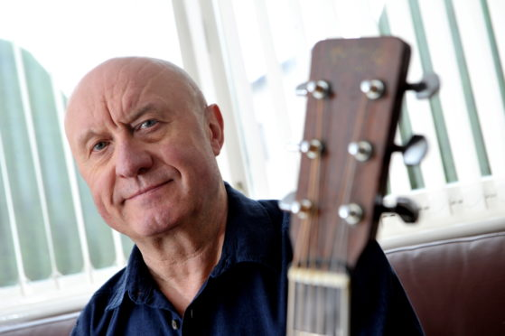 Musician Frank Robb