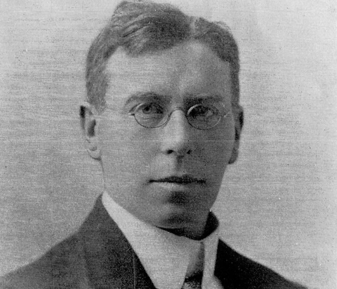 Aberdeen surgeon Henry Gray helped save countless lives in WW1.