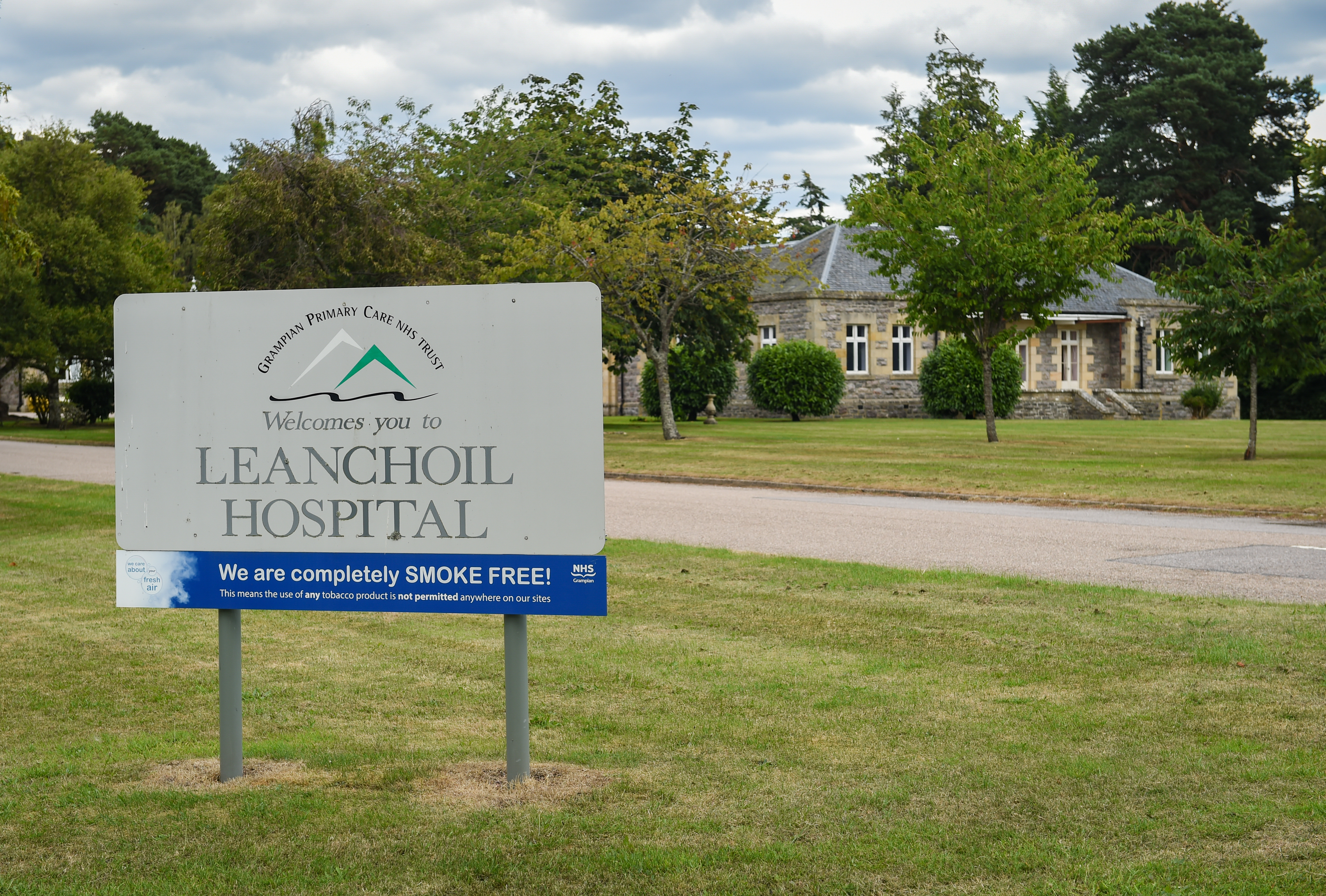 Leanchoil Hospital in Forres has been permanently closed.