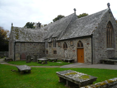Auld Kirk of Cullen.