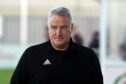 Cove Rangers manager John Sheran.