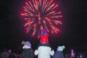 Ellon Bonfire and Fireworks Display 2017, at Gordon Park.