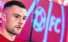 Aberdeen defender Mikey Devlin tore his hamstring last week.