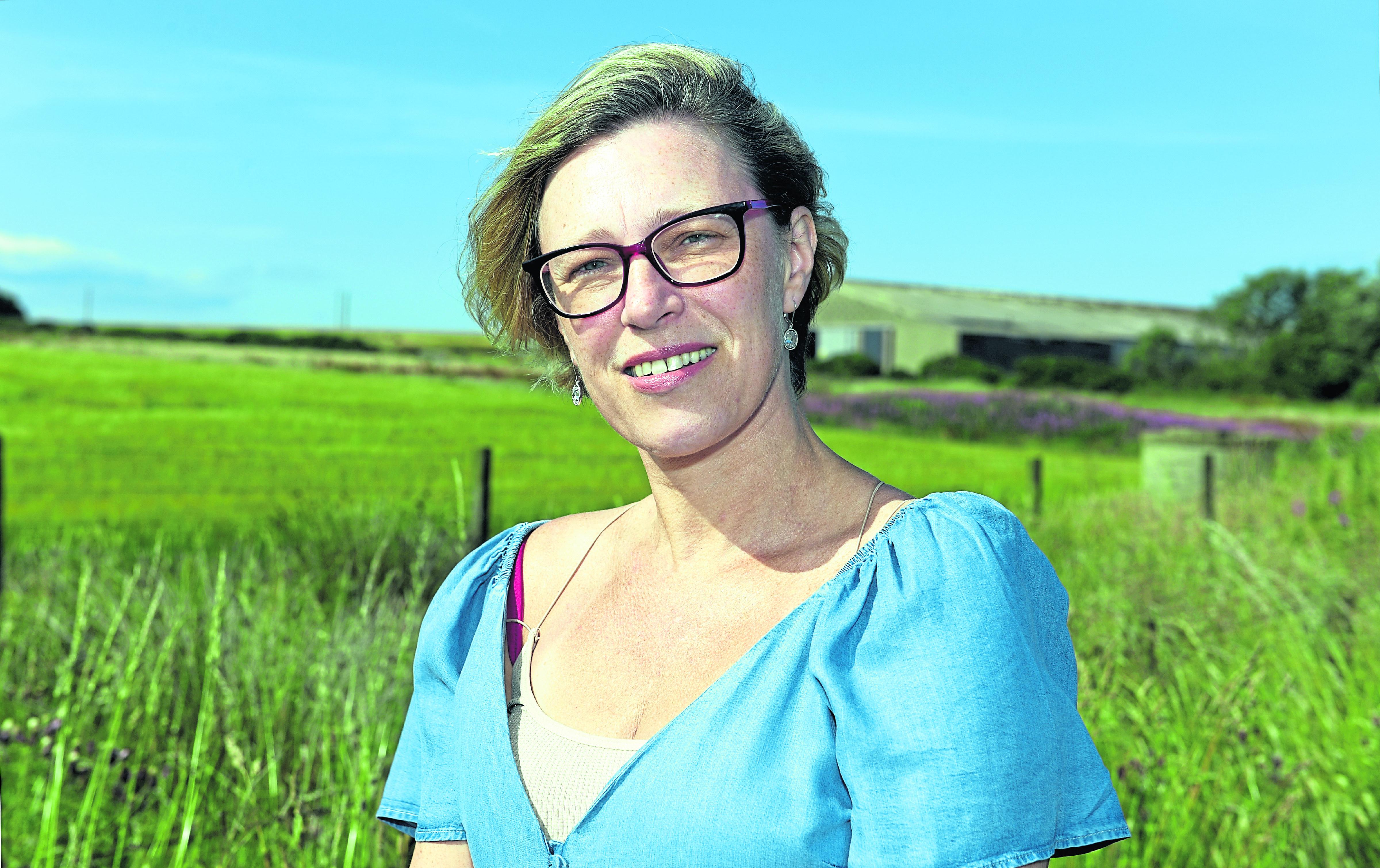 MSP Gillian Martin