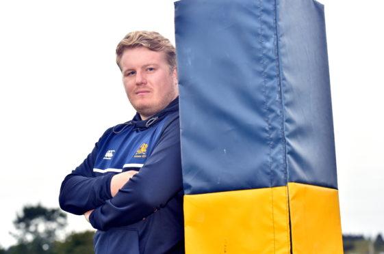 Gordonians skipper Tom Williams.
