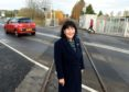 """Councillor Paterson says she is """"absolutely delighted"""" with the improvements made to the communities level crossings."""