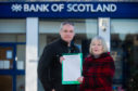 Moray MSP Richard Lochhead and Keith and Cullen councillor Theresa Coull have launched a petition to try and save the Bank of Scotland branch in Keith.