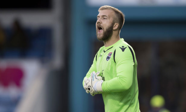 Scott Fox to leave Ross County.