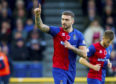 George Oakley left Caley Thistle for Hamilton yesterday.