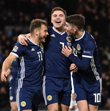 Scotland have Israel to face in a European Championship play-off.