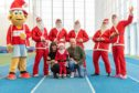 Preparations are under way for the third annual Santa Fun Run at Aberdeen Sports Village