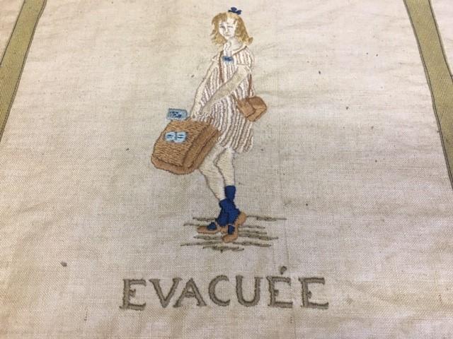 Evacuée