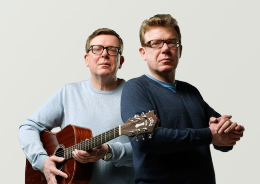 The bridge will be closed to allow The Proclaimers to perform in Inverness.