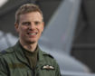 Flt Lt Tom Hansford will receive the Distinguished Flying Cross.