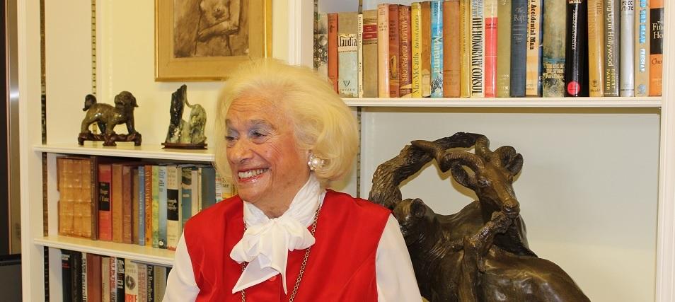 Joy Bryer has died, aged 88.