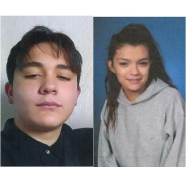 Daniel Krogulec (L) and Jade McConnachie (R) have been reported missing.
