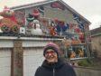 The McArthur family in Newtonhill are in the final preparations for their Christmas light switch on this weekend.
