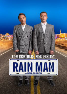 Rain Man will be in Aberdeen between April 1-6 2019