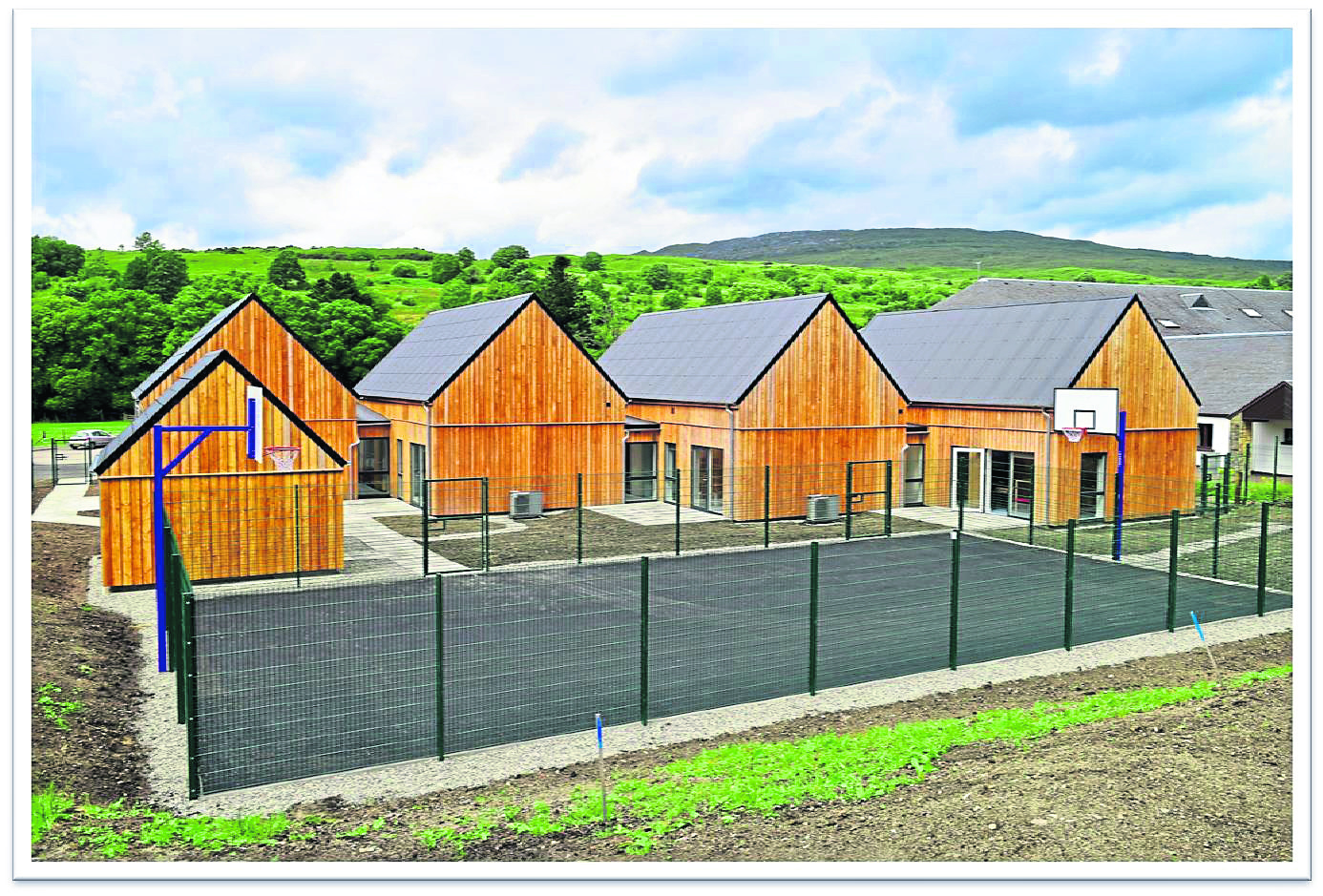 Strontian Primary School only opened its doors in October, but now finds itself without a head teacher.