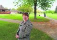 Highland councillor Margaret Davidson