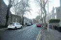 Thomson Street, Rosemount, Aberdeen. Picture by Darrell Benns.