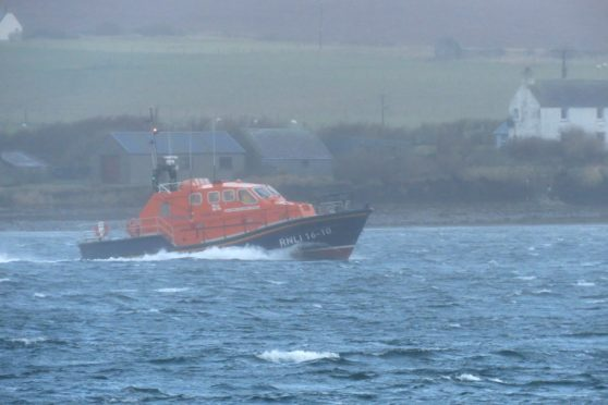 The Longhope Lifeboat
