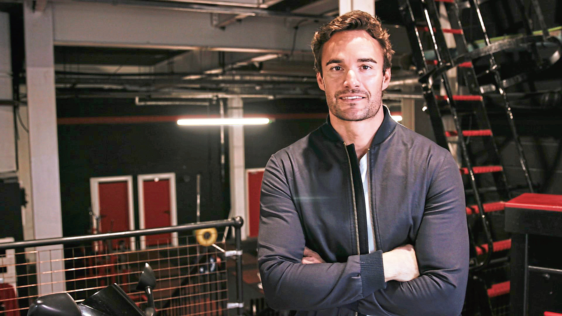 Ex- Scotland rugby player and Strictly Come Dancing contestant, Thom Evans, is fronting the campaign.