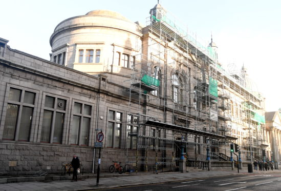 Aberdeen Central Library would be the only library to remain