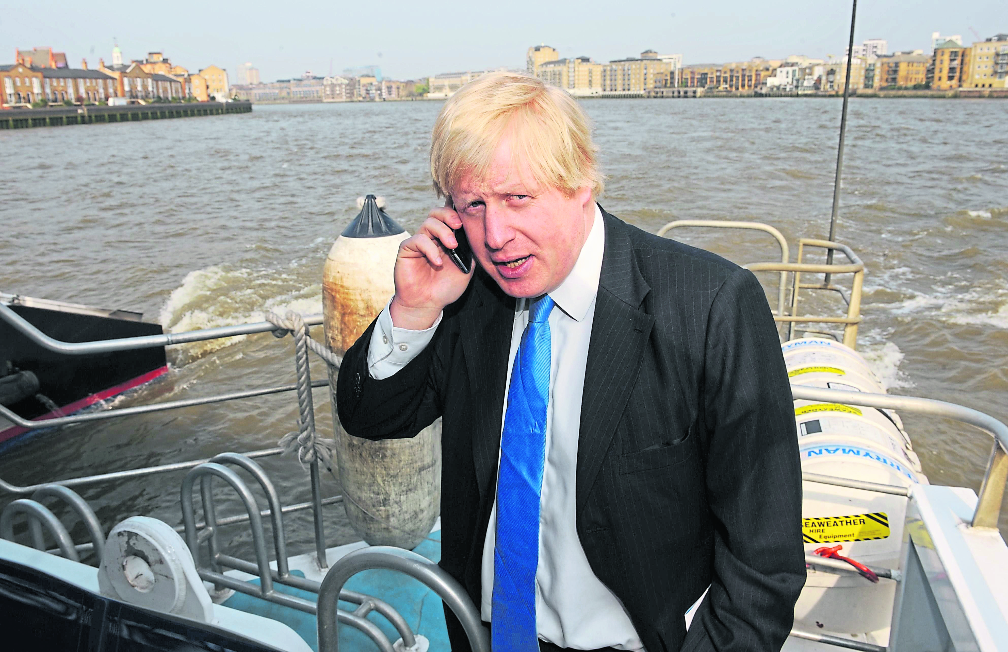 Boris believes Brexit is the chance to rebuild coastal communities
