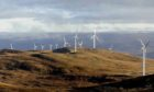 SSE's Stronelairg wind development