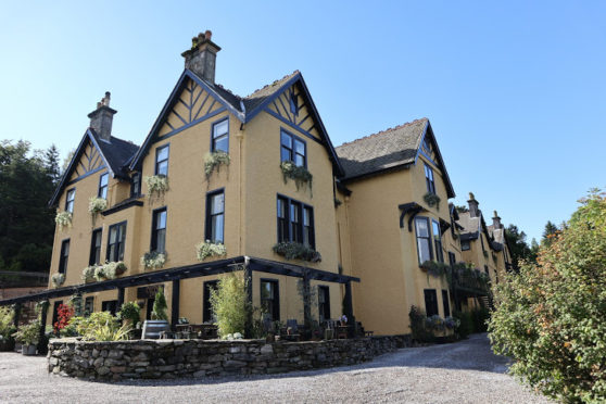 A director of the Craigellachie Hotel is backing the TBID.
