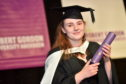 RGU graduate Harriet Dixon
