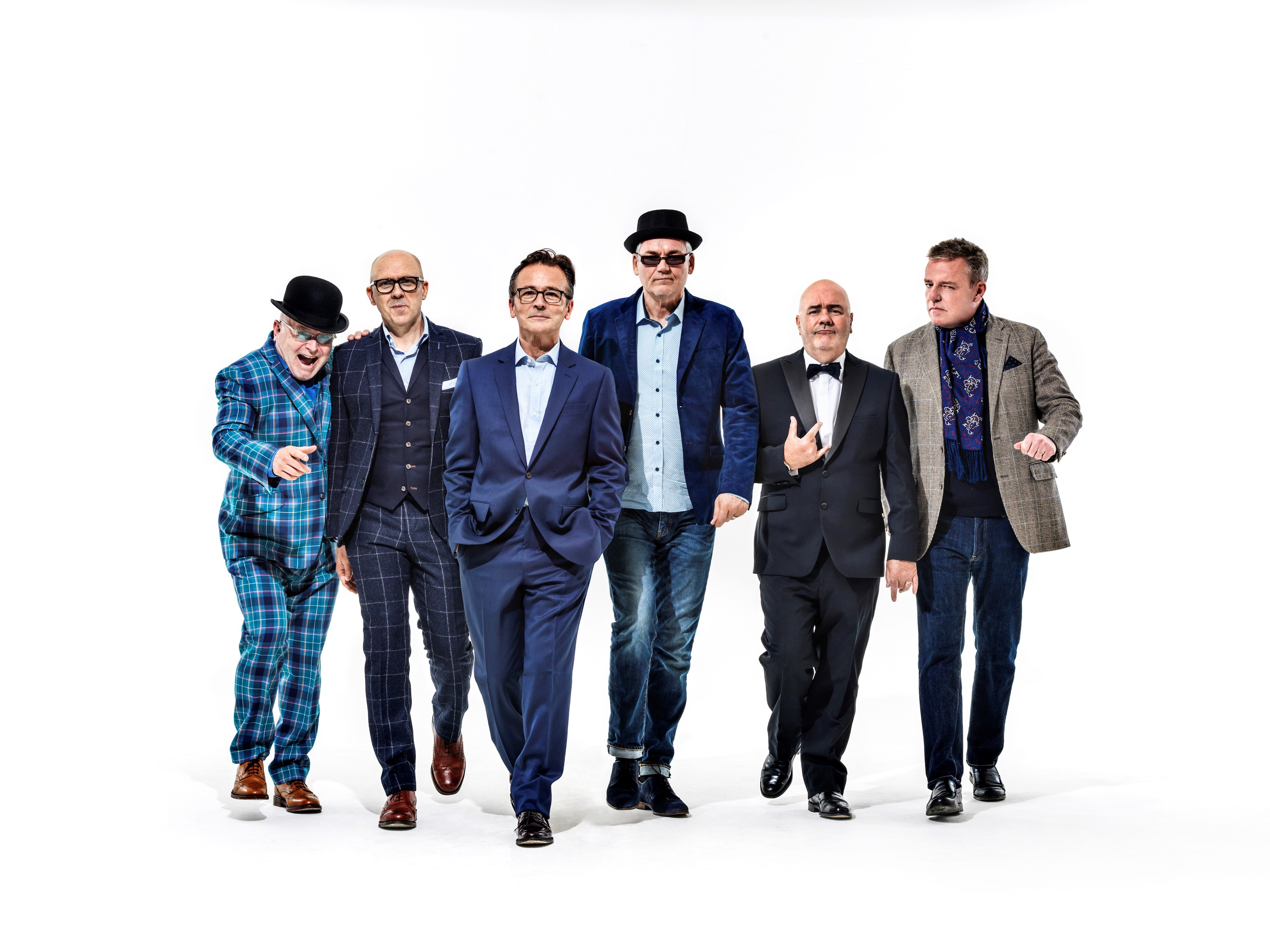 Madness to headline outdoor concert at Inverness Northern Meeting Park.