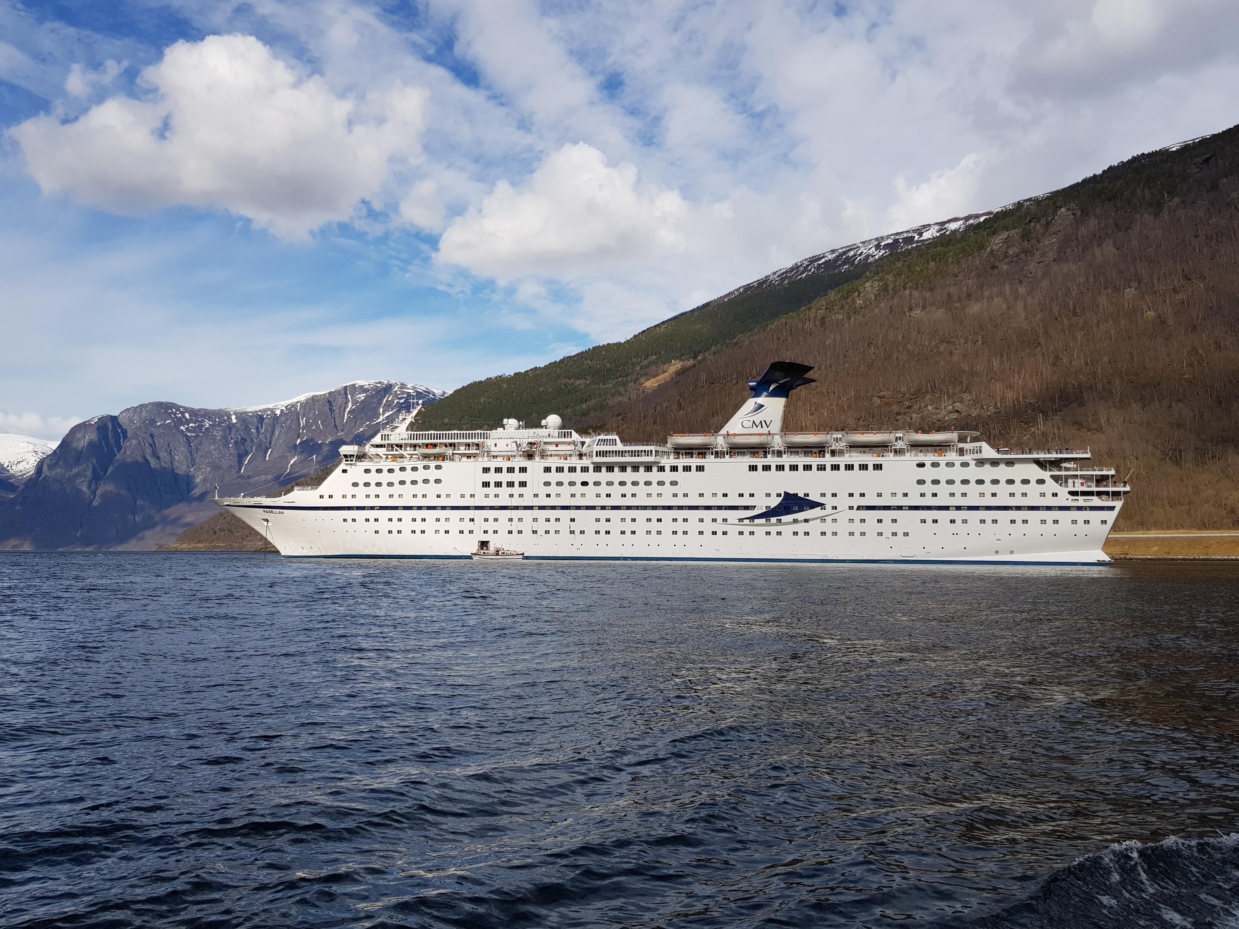 The P&J cruise will be on board the majestic Magellan.