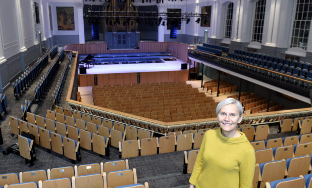 Jane Spiers (Chief Executive at Aberdeen Performing Arts)