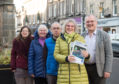 Forres Area A96 Community Group met with Transport Scotland bosses to press their case for more community engagement