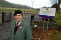 Ballater highland games vice chairman Scott Fraser is appealing for archive materials from the games.