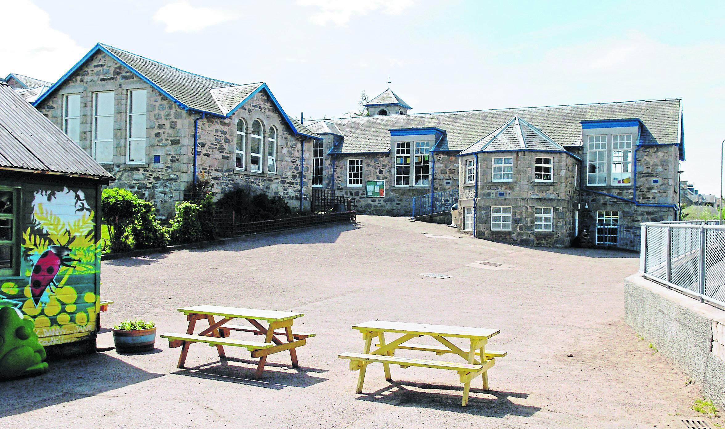 Grantown Primary School.