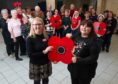 Kinloss Military Wives Choir.
