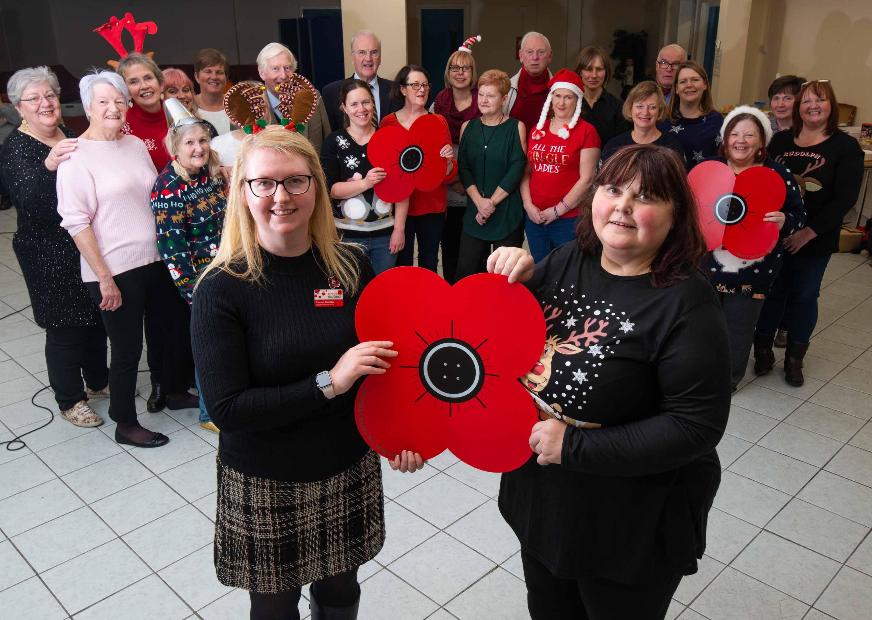 Kinloss Military Wives Choir.