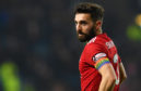 Graeme Shinnie is out of contract in the summer.