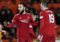 Stevie May hopes a meeting of the minds can reinvigorate the Dons' goalscoring form.