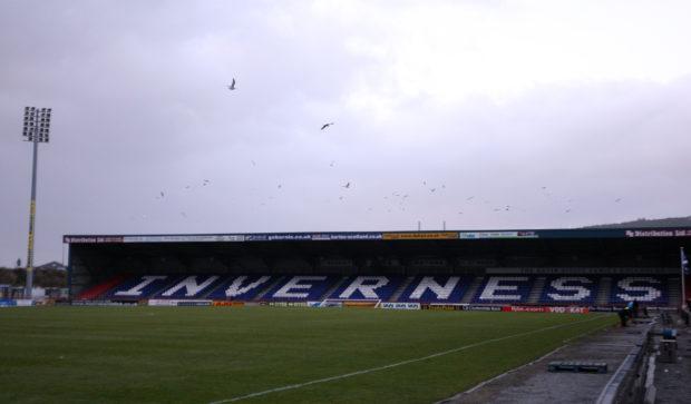 Caledonian Stadium.