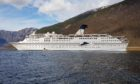 Our special cruise will be on board the majestic Magellan.