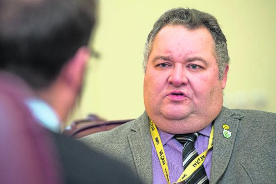 Council Leader Graham Leadbitter.
