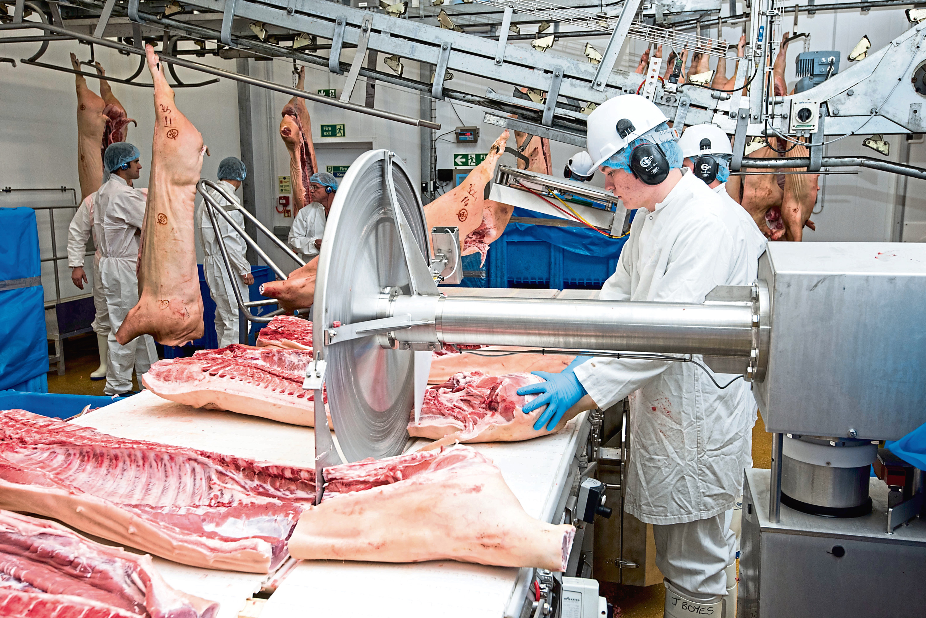 SAMW has called for more respect for the companies which produces red meat.
